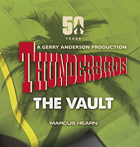 Libro : Thunderbirds: The Vault (US.AZ.27.16-0-0753556359.387)