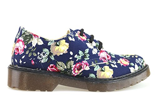 scarpe donna MADAME PIGALLE classiche tessuto multicolor AM780 (39 EU)