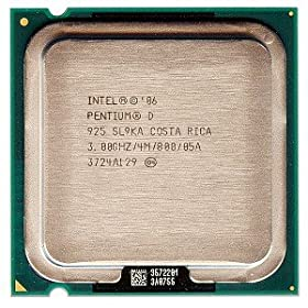 Intel Pentium D 925 3.0GHz 2x2MB Cache s775 Dual Core 65nm (Tray)