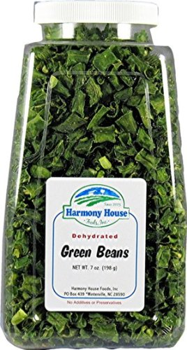 Harmony House Foods Dried Green Beans, cut (8