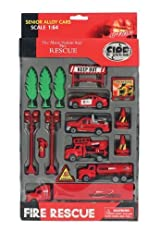Fire Rescue Set