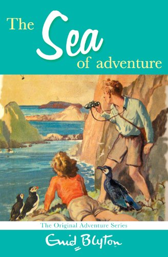The Sea of Adventure (Adventure Series [3])
