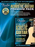Various Fender Presents: Getting Started On Acoustic Guitar Premium Pack