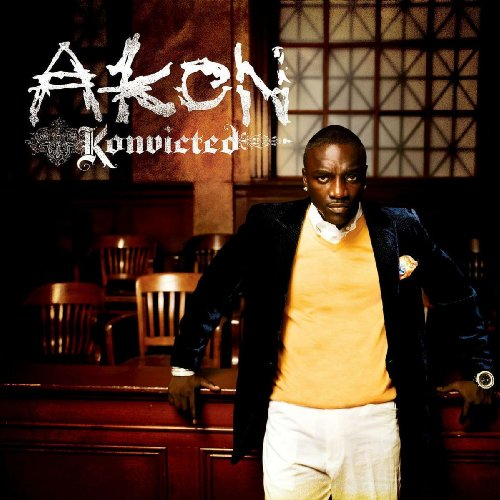 Akon - Konvicted (Ecopak) - Zortam Music