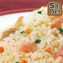 AJINOMOTO 味の素 冷凍食品 エビピラフ 250g×5個
