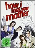 DVD HOW I MET YOUR MOTHER - SEASON 2
