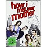 "How I Met Your Mother - Season 2 [3 DVDs]von ""Josh Radnor"""