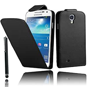 Etui Housse Luxe Samsung Galaxy S4 IV Mini + STYLET et 3 FILMS OFFERTS !!