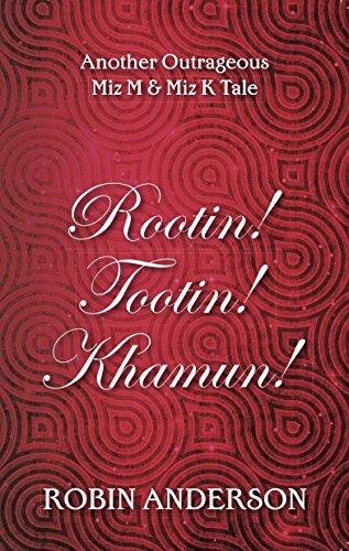 Robin Anderson - Rootin' Tootin' Khamun! (La Di Da Di Bloody Da! Book 7) (English Edition)
