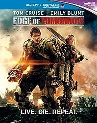 Edge of Tomorrow [Blu-ray] [2014] [Region Free]