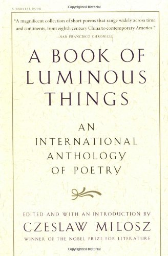 Image of A Book of Luminous Things