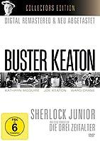 Buster Keaton - Sherlock Junior / Die drei Zeitalter