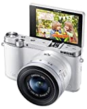 Samsung NX3000 Wireless Smart 20.3MP Compact System Camera with 20-50mm