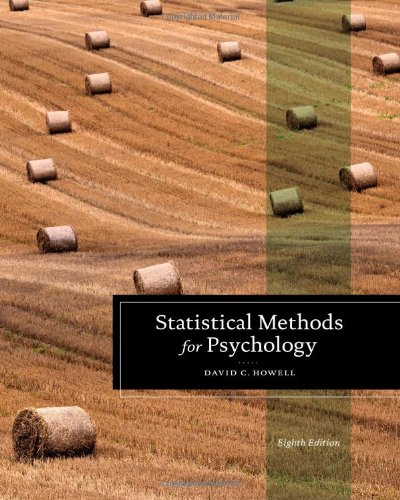 Statistical Methods for Psychology (PSY 613 Qualitative...