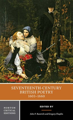 Seventeenth-Century British Poetry, 1603-1660 (Norton Critical Editions) (Norton British Literature compare prices)