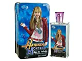 Disney Hannah Monatana Eau De Toilette Spray for Women 100ml (Tin Box)
