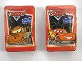 2 Disney Pixar Cars Expandable Cotton Flannel / Flannel