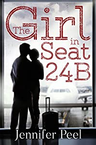 The Girl In Seat 24b by Jennifer Peel ebook deal