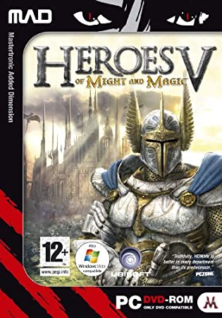 Heroes of Might and Magic V (PC DVD) [Importación inglesa]