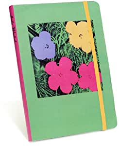 MoMA Andy Warhol Icons Suite Journal, 7.25 x 5.25-inches
