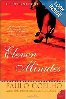 ELEVEN MINUTES - Paulo Coelho (Hardcover, 2003, Free Postage)