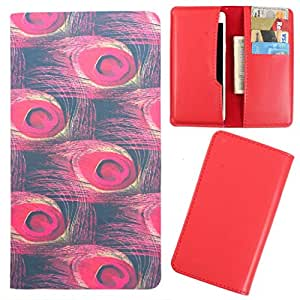 DooDa - For LG V10 PU Leather Designer Fashionable Fancy Case Cover Pouch With Card & Cash Slots & Smooth Inner Velvet