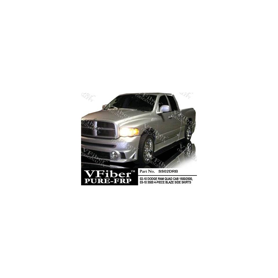 2003 2010 Dodge RAM Pick Up Body Kit Blaze Side Skirt