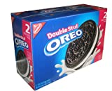 Nabisco Double Stuff Oreo Cookies 2 Pack Value Box
