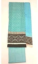 BEAUVILLE VAIIBAVAM Women's Unstiched Salwar Material (BVPCUC_77_Multi_Free Size)