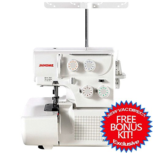 For Sale! Janome 8002D Serger w/ FREE Bonus Value Package!