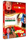 Home Alone / Miracle on 34th Street / Jingle All the Way Triple Pack [DVD] [1990]