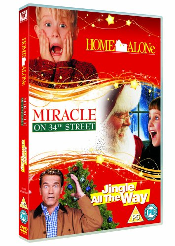 Miracle On 34th Street Jingle All The Way English Full