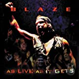 As Live As It Gets (2CD)by Blaze