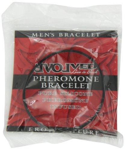 Evolved-Phromones-Bracelet-pour-Mle-Noir