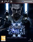 echange, troc Star Wars: The Force Unleashed II - Collector's Edition (PS3) [import anglais]