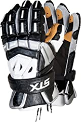 STX AS2F Assault Men's Fielder Lacrosse Gloves (Call 1-800-327-0074 to order)