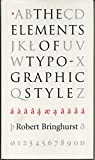 img - for The Elements of Typographic Style book / textbook / text book