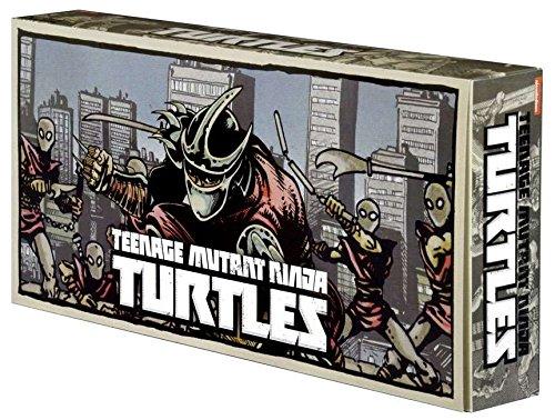 NYCC 2016 Teenage Mutant Ninja Turtles Eastman & Laird Villains 4-Pack