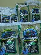 Unco Industries Wiggle Worm Organic Fertilizer