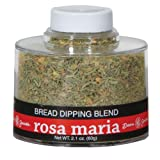 Dean Jacobs Rosa Maria Bread Dipping Blend, 2.1 Oz Stacking Jar