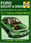 Ford Escort and Orion Service and Rep...