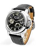 [マリーナミリターレ]GERMANY MARINA MILITARE ドイツ製腕時計パワーリザーブ自動巻 MM-051S4ALP (並行輸入品)