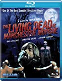 The Living Dead at Manchester Morgue [Blu-ray] cover.