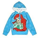 Ariel The Little Mermaid Little Girls Character Hoodie
