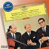 Beethoven : Triple Concerto pour violon, violoncelle et piano - Brahms : Double Concerto pour violon et violoncelle