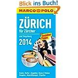MARCO POLO Cityguide Zürich für Züricher 2014