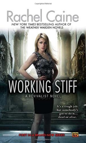 Image of Working Stiff (Revivalist, Book 1)