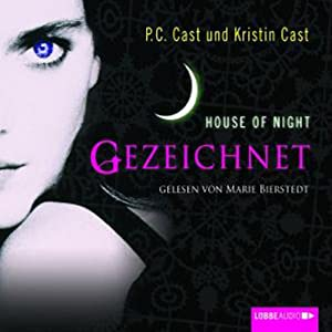 Gezeichnet (House of Night 1) Audiobook