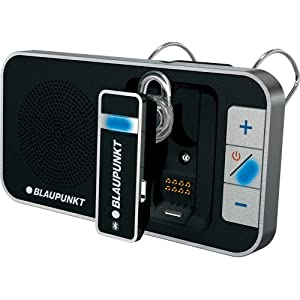 Blaupunkt BT Drive Free 211 - Bluetooth/Speakerphone with Headset and Hands-Free Modes