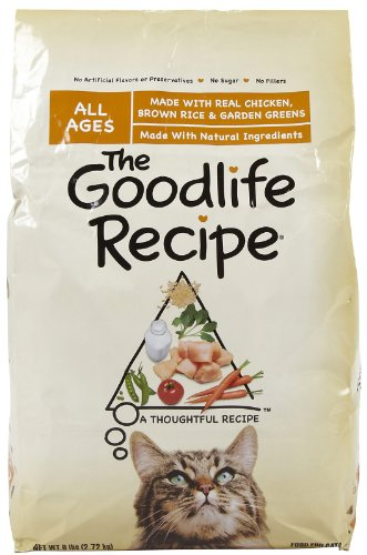 Detail image The Goodlife Recipe Chicken Dry Cat Food 6 lb